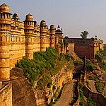 GAdventures- Vibrant cities, ancient forts, temples and palaces of Amber, Fatephur Sikri, Agra, Khajuraho and Orchha, sailing the Ganges in venerable Varanasi. (619)282-7631