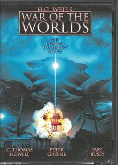 Invasion (DVD, 2005)  C. Thomas Howell, Jake Busey, Peter Greene