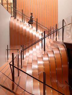 22 escadas criativas com diferentes designs | Estilo