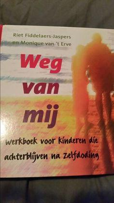 Werkboek voor kinderen die achterblijven na zelfdoding