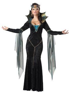 24fb0d4f20c8 California Costumes Women s Evil Sorceress Adult