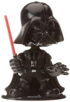 Joy Toy 8515 - Star Wars Darth Vader Wackelkopf Figur in Displaybox 14 x 17 cm :: auf ztyle.de