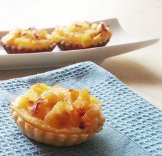 No Sin Mi Horno: Tartaletas de manzana