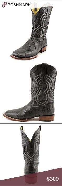 I just added this listing on Poshmark: Corral boots leather alligator Mens NWT. #shopmycloset #poshmark #fashion #shopping #style #forsale #Old Gringo #Other