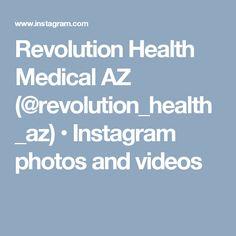 Revolution Health Medical AZ (@revolution_health_az) • Instagram photos and videos