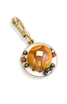 Juicy Couture pancake charm - crazy details, found you in Aurora IL
