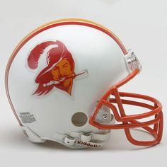 Riddell Tampa Bay Buccaneers '76-'96 Throwback Mini Helmet $25.99