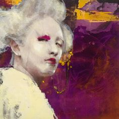 Lita Cabellut, Hidden Dreams 10 on ArtStack #lita-cabellut #art