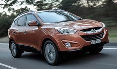 Hyundai ix35 2016 Fotos e Vídeos iCarros