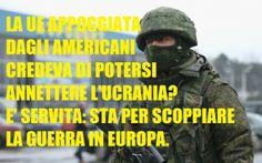 UCRAINA / COME AVEVAMO PREVISTO, META' UCRAINA PRONTA ALLA SECESSIONE (LA CRIMEA L'HA FATTO) POPOLAZIONI IN ARMI (RUSSE)