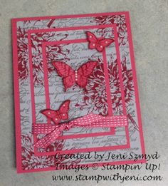 Triple Time Moms Day Card by jbszmyd - Cards and Paper Crafts at Splitcoaststampers