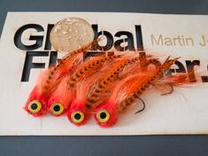 Articulated pike flies - A handful of bulky, lightweight pike flies Pike Flies, My Favorite Image, Fly Tying, Fishing, Big, Pictures, Bows, Photos, Photo Illustration