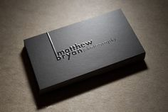 62 cool examples of big typography in business card design icc vanson printing service other city of toronto kijiji reheart Gallery