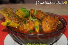 Ever Tried #Bengali #Meal : Bengali #Fish #curry (#Rohu #Machher #Jhol) ?  #thegreatindiantaste #greatindiantaste #amritasranaghor #Triedandtasted