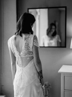 TOP EDEN - Stéphanie Wolff Paris #collection2017 #wedding #robedemariéesurmesure #créatriceparis Crédit photo : L'artisan photographe