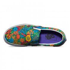 Vans Liberty Classic Slip-On Shoes