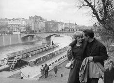 Enamorada de esta pareja!   Paul Newman& Joanne Woodward
