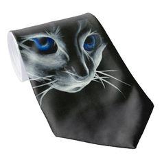Ragdoll Cat Tie