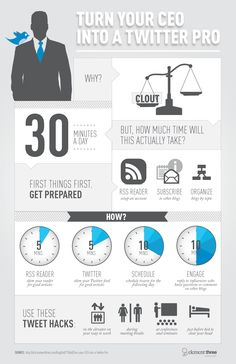 Infographic: Turn Your CEO into a Twitter Pro  http://content.elementthree.com/turn-your-ceo-into-a-twitter-pro