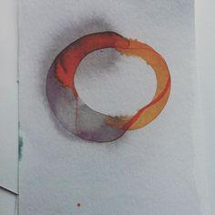 #watercolor #aquarelle #akvarel #lonehartmann #art