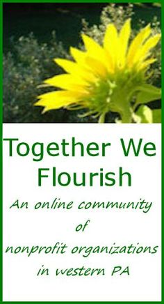 Are you a nonprofit in Western PA?  Join our community, it's FREE!