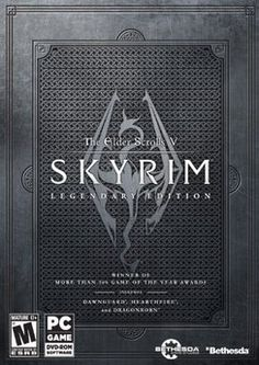 Unioncy - The Elder Scrolls V: Skyrim Legendary Edition. Want it? Own it? Add it to your profile on unioncy.com #tech #gadgets #electronics