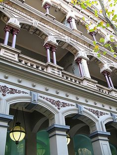 Collins Street Architecture - Melbourne by Dean-Melbourne, via Flickr