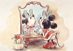I love Minnie.