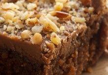 Caramel and Chocolate Pecan Bars | Bake or Break