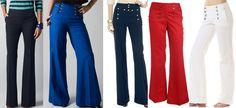 sailor pants - Google Search