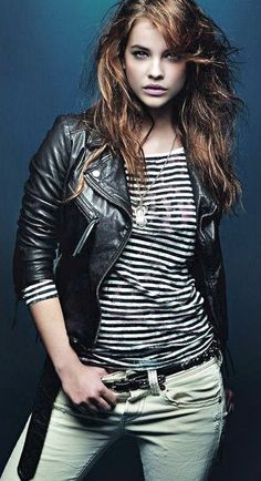 Hungarian beauty Barbara Palvin stars the spring 2013 campaign of Italian  denim brand Replay. 884f5a5a3f18