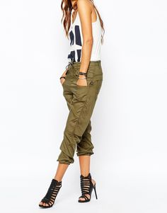 Image 1 of G Star Cargo Trousers