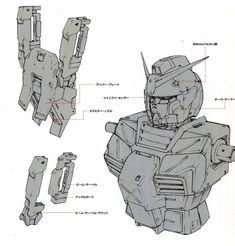 The King of Mecha has Arrived — zjeorno: Sum GM reference material working on a...