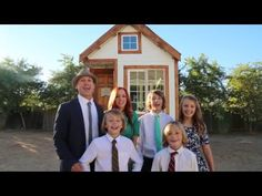 Tiny Home for the Holidays Giveaway Video #tinyhomefortheholidays - YouTube Charity:water