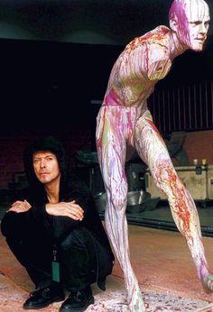 David Bowie, not just a musician but an artist, actor, everything