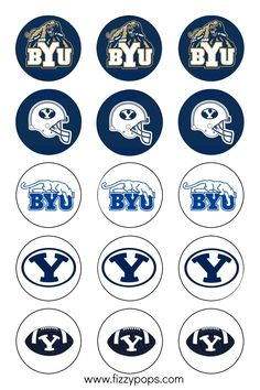 FREE BYU bottle cap images! Get your bottle caps and epoxy at www.fizzypops.com.