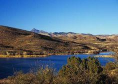 At Patagonia Lake State Park in southern Arizona, you can swim, fish, camp, hike and boat.