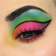 🌈rainbow vibes today🌈 💄Makeup Details💄 @bhcosmetics 120 palette 2nd edition & foil eyes palette & ultimate brow palette Eyelashes by @kissproducts  @aomcosmetics extreme art liner pen  @nyxcosmetics matte liquid liner @toofaced better than sex mascara and born this way foundation 💋 💋 💋 #makeup #rainbowmakeup #rainbow #colorful #pride #makeupartist #makeupjunkie #makeupaddict #makeupbyme #makeupgoals #beauty #browneyes #makeuplover #bhcosmetics #nyxcosmetics #followforfollow #vegasnay…