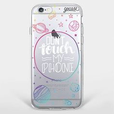 Tired of having your phone case look like everyone elses? I found tons of awesome DIY phone case tutor… Cell Phone Covers, Cute Phone Cases, Diy Phone Case, Iphone 6 Plus Case, Iphone Case Covers, Smartphone Iphone, Iphone Phone Cases, Dont Touch My Phone, 16th Birthday Wishes