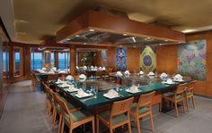 NCL Teppenyaki Restaurant