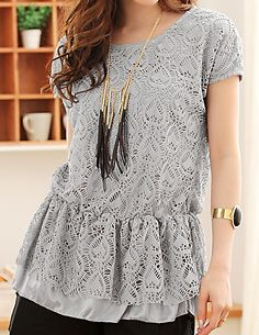 harmaa paita | Naisten vaatteet netistä - Vaatekauppa Heidi Elise - Vaatteet, juhlamekot, mekot, takit, paidat, neuleet