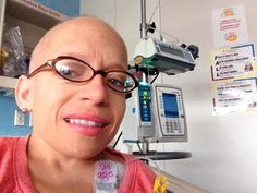 Dr. Jennifer Arnold Bravely Shows Off Pic Without Wig During Chemo. Such a brave woman. Bless her.