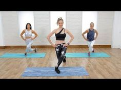 This workout from celebrity trainer Astrid Swan will tone your abs and booty, but also leave you feeling extra sassy. Watch and read more about FITNESS & WEIGHT LOSS Fitness Workouts, Toning Workouts, At Home Workouts, Fitness Motivation, 45 Minute Workout, Cardio Pilates, Cardio Kickboxing, Tabata, Zumba