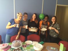 Our Birmingham team supporting Macmillan today.  14, Bennetts Hill, Birmingham, West Midlands, B2 5RS