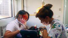 La importancia de una sonrisa bonita y una buena #SaludBucal se debe prevenir y cuidar desde pequeños.   En @Clidenin somos las mejores #odontopediatras de la ciudad de #León.  ¡Visítanos con tu peque!  www.clidenin.com