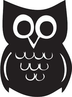Owl SVG
