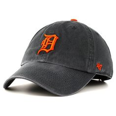 Detroit Tigers TODDLER ROAD Clean Up Cap 15a7673f0ffc