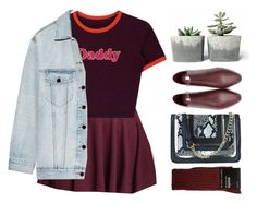 """""""Untitled #2065"""" by credendovides ❤ liked on Polyvore featuring Dorothy Perkins and Alexander Wang"""