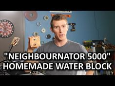 Homemade Water Block Review - My Scrapyard Wars 2 Cooling Solution!