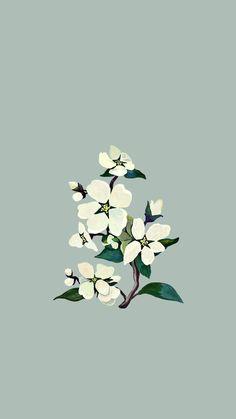 Cute Patterns Wallpaper, Trendy Wallpaper, Pretty Wallpapers, Aesthetic Iphone Wallpaper, Aesthetic Wallpapers, Botanical Wallpaper, Print Wallpaper, Disney Wallpaper, Mobile Wallpaper